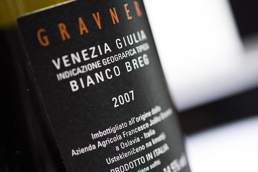 Bianco Breg '7 - Gravner