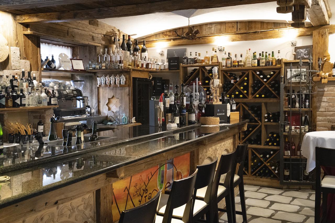L'altro Gilmozzi è Wine Bar El Molin