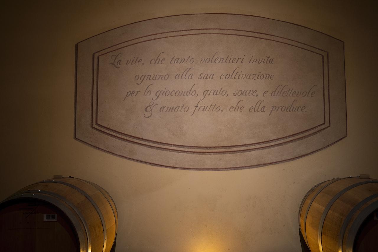 Le Tre Rane, l'Osteria di Ruffino