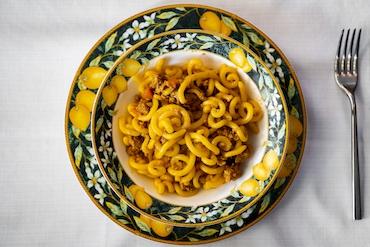 La Lumira, dove si cucina