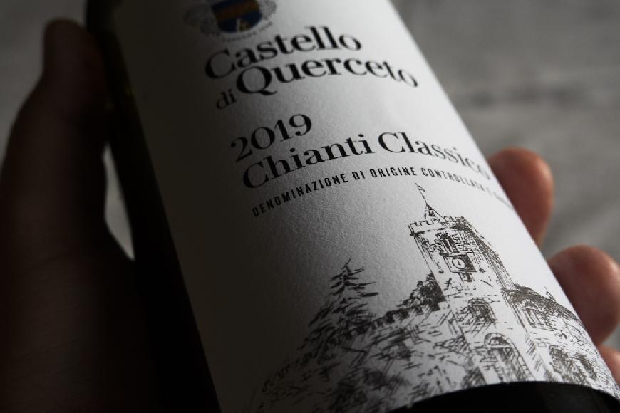 Castello di Querceto 19, un classico Chianti Classico
