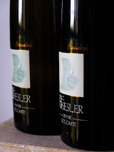 Verticalina di Dolomiti Besler Blank, da Pojer e Sandri