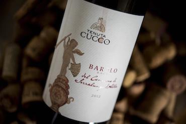 Barolo 2012 per Tenuta Cucco, a Serralunga d'Alba