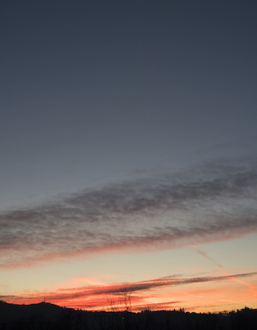 Tramonti al tramonto