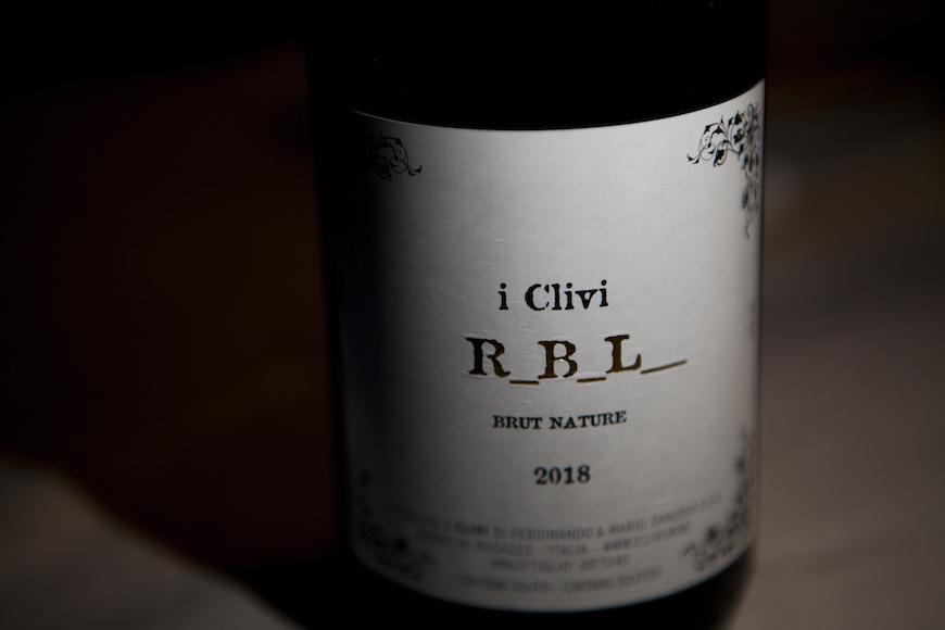 L'altra Ribolla: spumante, da I Clivi