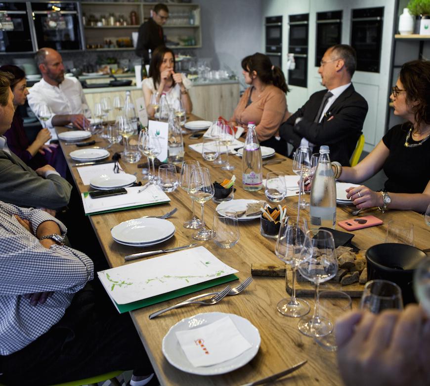 Colori e sapori per i vini della Valle Isarco