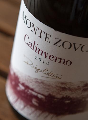 Veronese e Rosso, il Calinverno di Monte Zovo.
