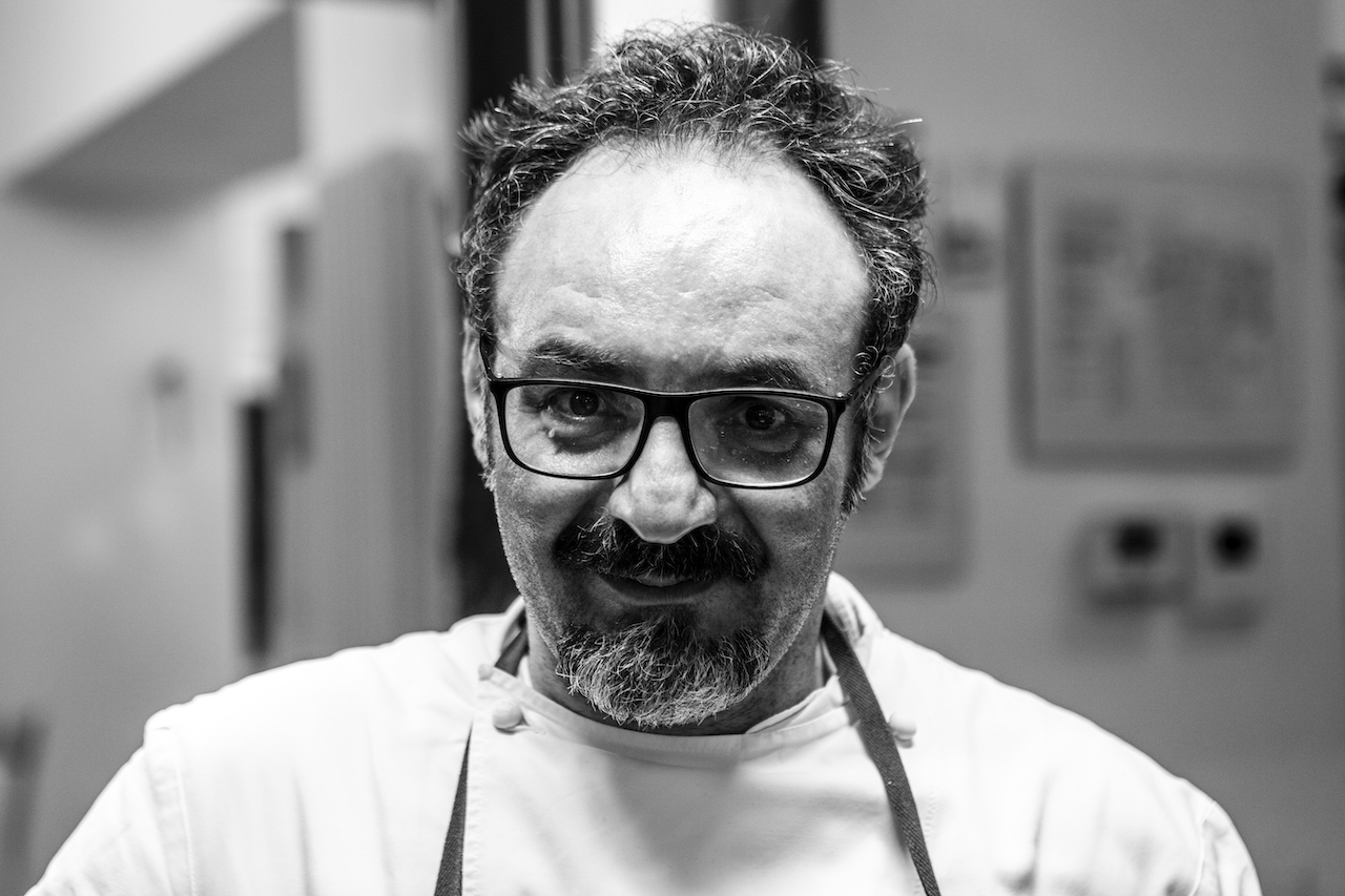 Paolo Lopriore, V.ro Ristorante Al Portico