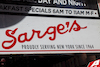 Sarge's, pastrami e parafernalia cinematografici.
